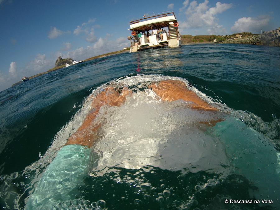 Atalaia Sub - Passeio de barco com as pranchinhas