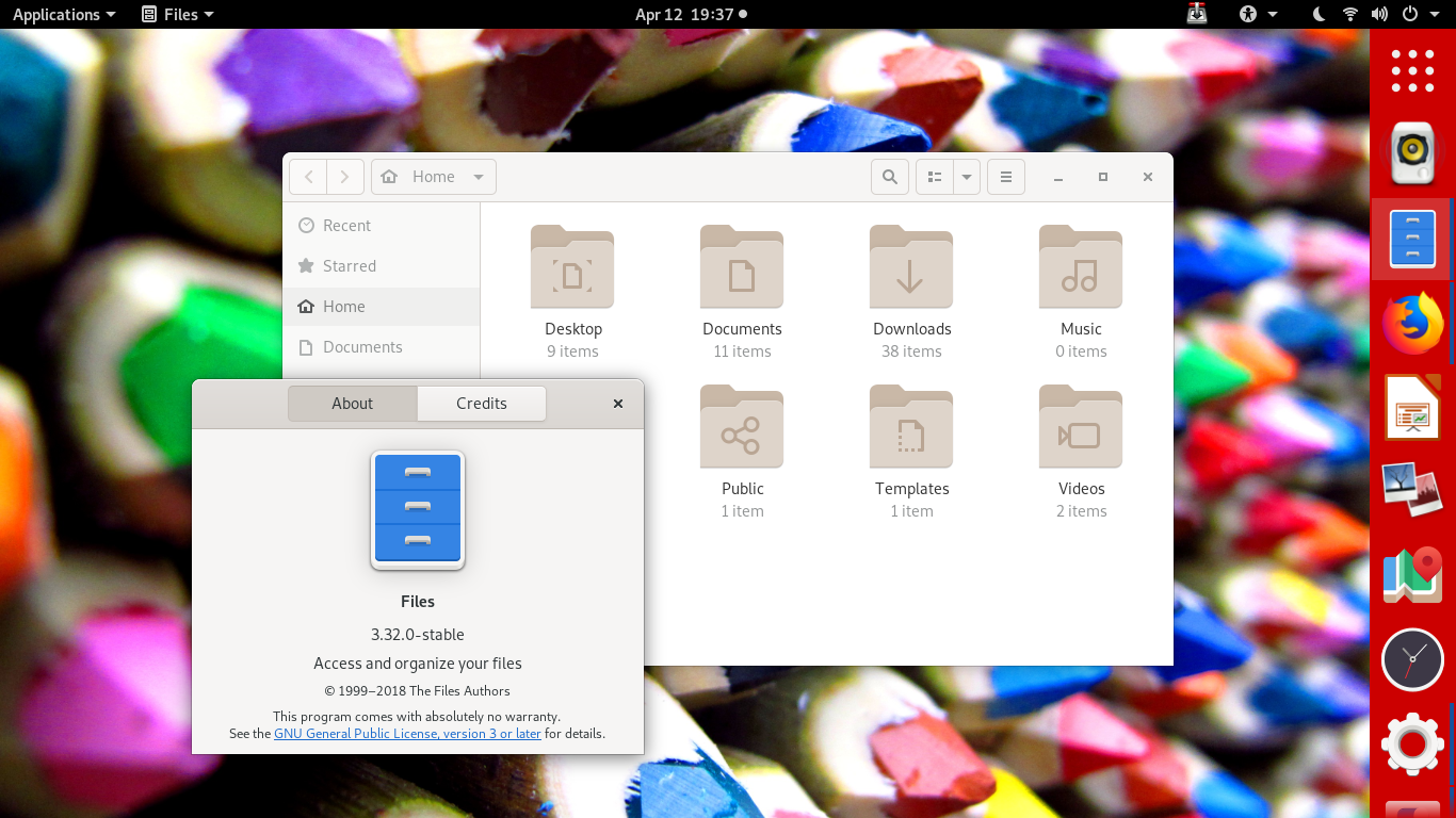 Ubuntu Buzz !: The Beauty of Dash to Dock Extension on GNOME