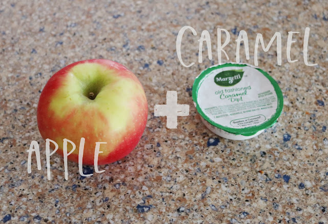 Caramel Apple Treat Bags