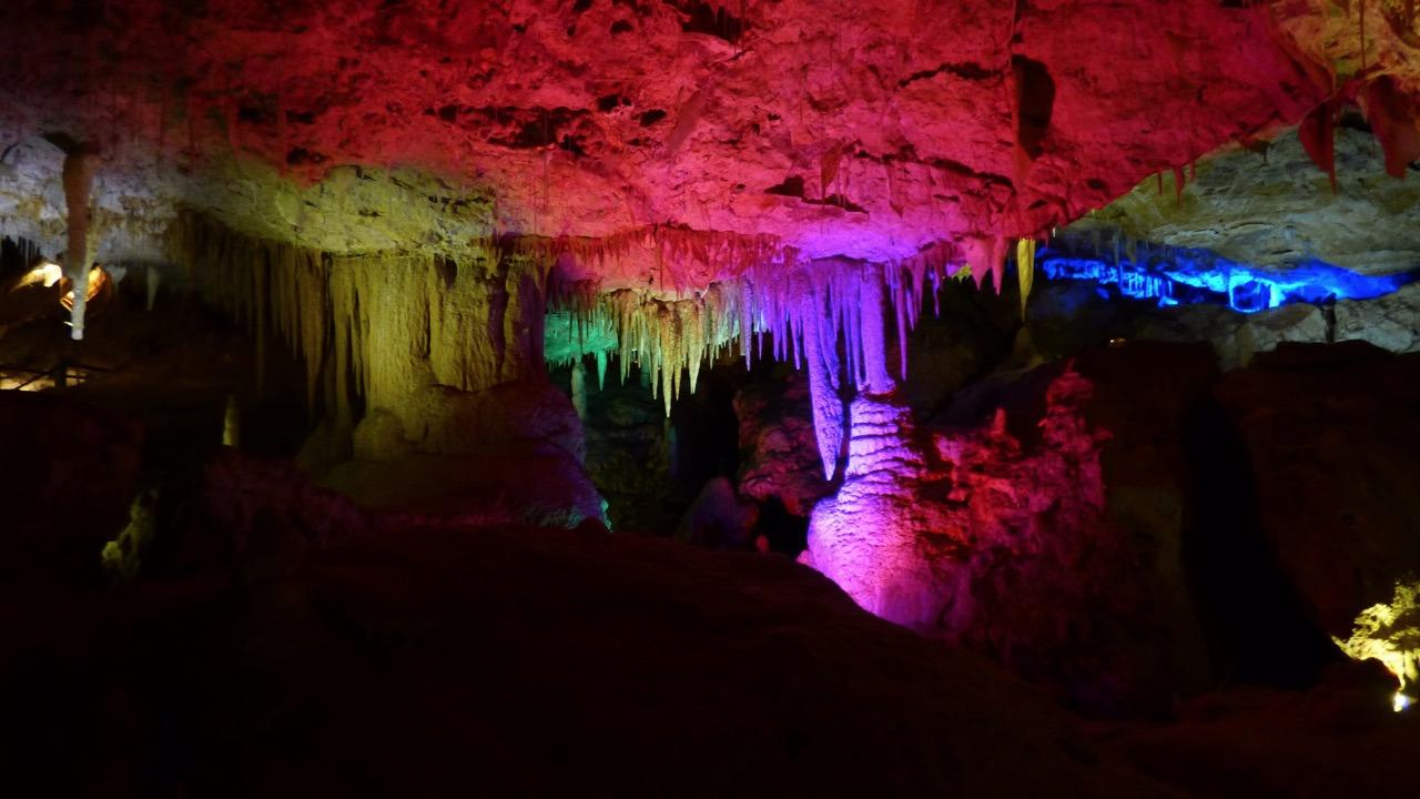 Ngilgi Cave | Geology Page
