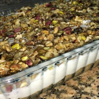 recipe for madlouka the arabian dessert