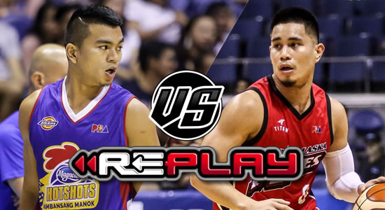 Video Playlist: Magnolia vs Alaska Game 2 Finals replay 2018 PBA Governors' Cup
