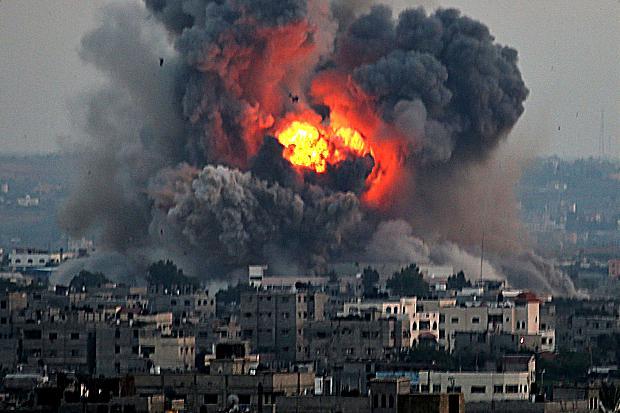 Conflito bélico: Israel mostra a sua verdadeira Face
