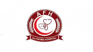AFH Ali Fatima Hospital Lahore Jobs 2021 in Pakistan