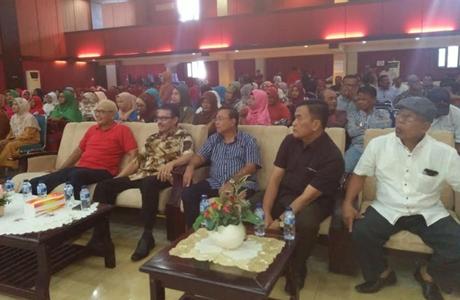 Tim Relawan Deje Himpun Kekuatan untuk Menangkan Emzalmi-Desri
