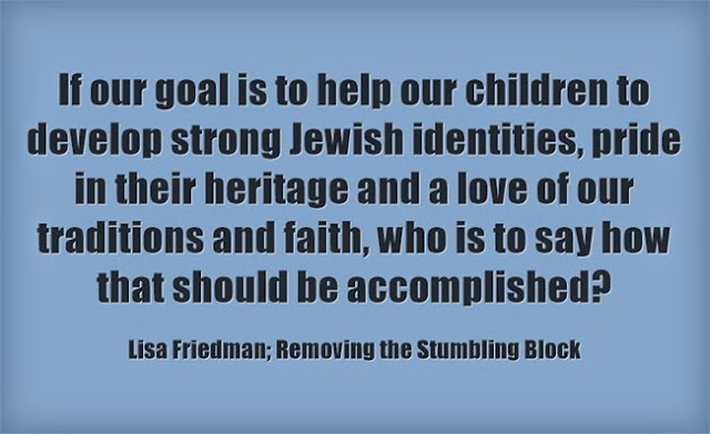 How to Modify Hebrew Lessons for Students With Disabilities: Removing the Stumbling Block