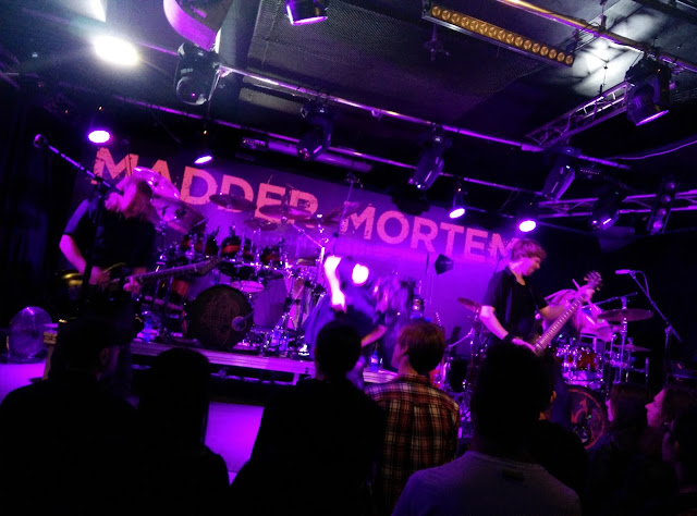 Madder Mortem en Madrid