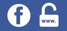 membuka kembali link url yang diblokir facebook