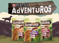 Logo PetPassion ''Passeggiate in autunno'' : vinci gratis prodotti Adventuros