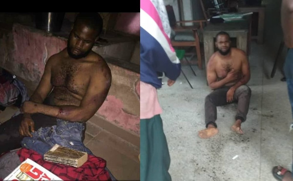 FUTO Student Arrested While Trying To Use Course mate For Money Ritual - Read full story