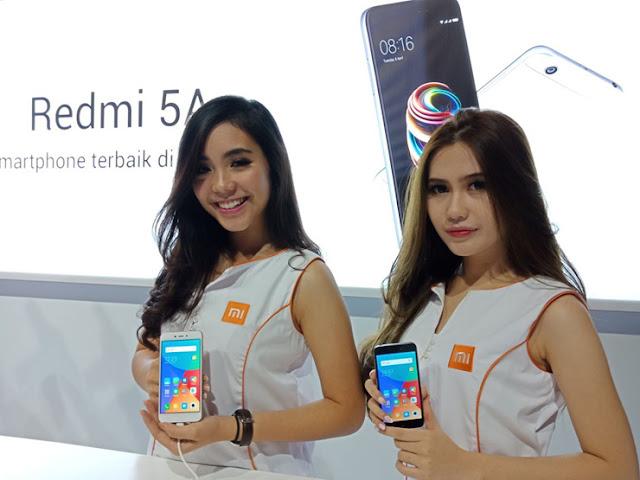 Persiapkan 30 Januari, Xiaomi Redmi 5A Flash Sale Setiap Hari