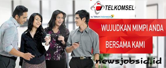 Lowongan Kerja Telkomsel Trainee Batch I - 2017