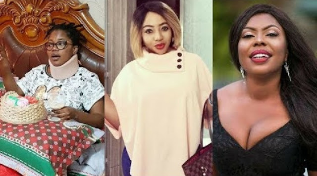 I will beat ugly Diamond Appiah - Afia Schwarzenegger