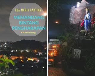 Gua Maria Sartika di Kota Semarang
