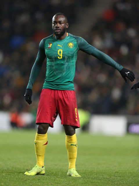 AFCON: Good Win For Cameroon