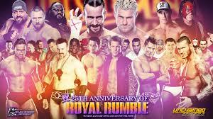 Repetición Wwe Royal Rumble 2012 En Español - Ingles Full Show Completo