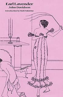 Wyrd Britain reviews John Davidson's 'Earl Lavender' published by Valancourt Books.