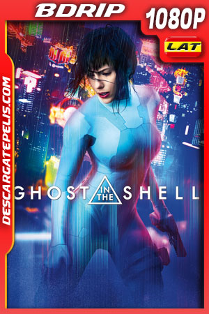 Ghost in the Shell: Vigilante del futuro (2017) 1080p BDrip Latino – Ingles