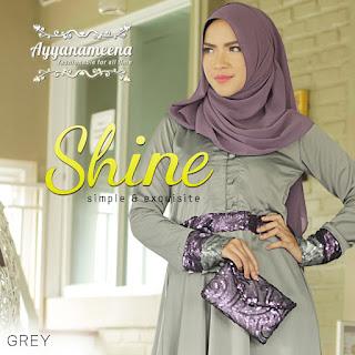 Ayyanameena Shine - Grey