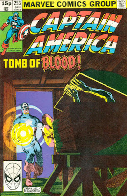 Captain America #253, Baron Blood