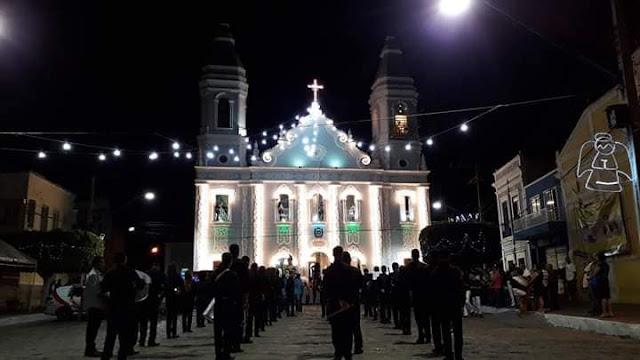 Data da Festa da Padroeira de Água Branca é divulgada pela Paróquia de Nossa Senhora da Conceição