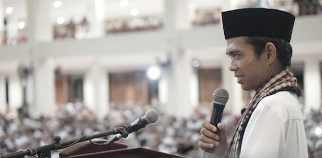 Di Depan Pimpinan Ponpes Gontor, Ustaz Abdul Somad Luruskan Polemik Catur Haram