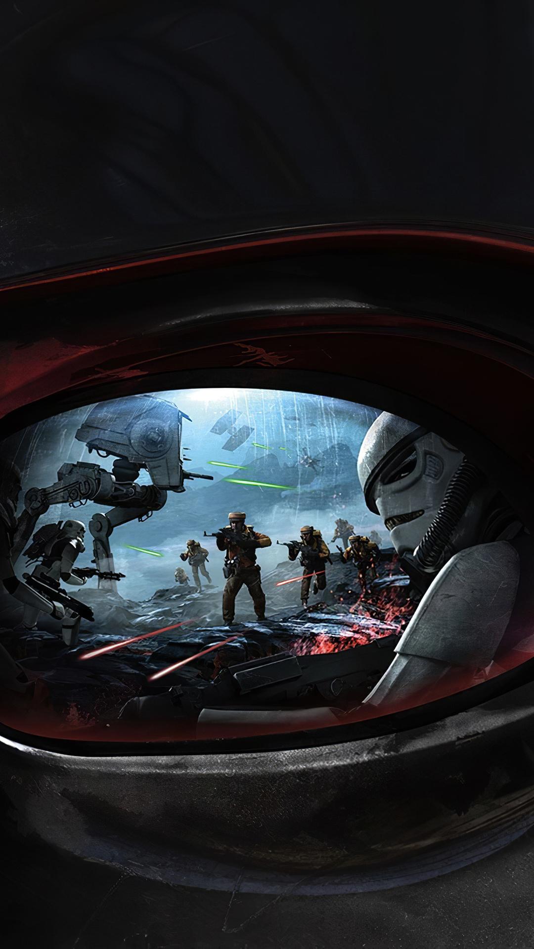 Star Wars Battlefront Darth Vader Wallpaper