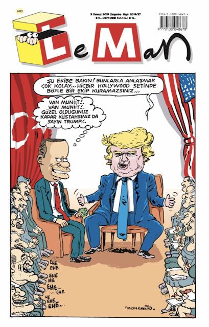 LeMan Dergisi | 3 Temmuz 2019 Kapağı