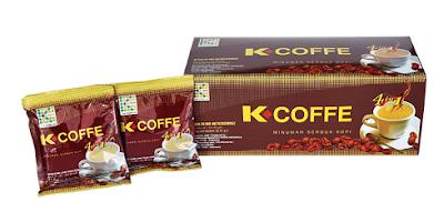 Jual KLink Coffee GANODERMA & GINSENG EXTRACT