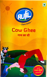 RUFIL launches 100% pure cow milk ghee RUFIL has launched its ghee for the first time in the Jaipur market