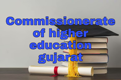 Commissionerate of higher education gujarat recruitment for assistant professor posts 2020