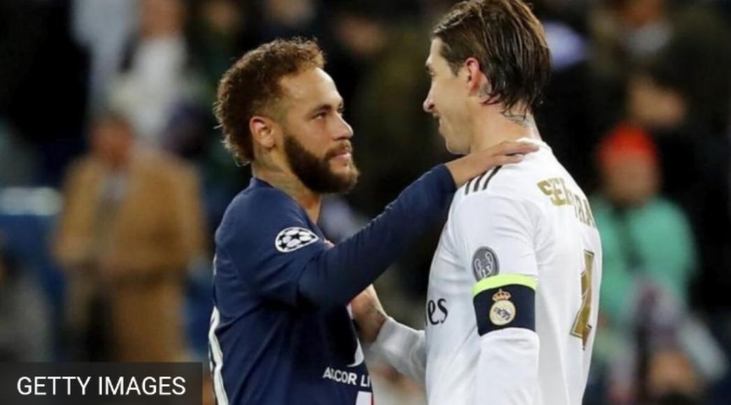 Kasuwar ƴan ƙwallo: Makomar Ramos da Varane da Camavinga da Coman da Messi, Ronaldo da Griezmann
