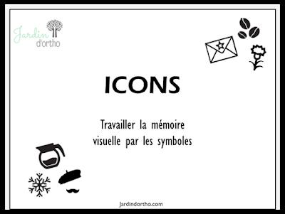 ICONS - rééducation de la mémoire épisodique visuelle