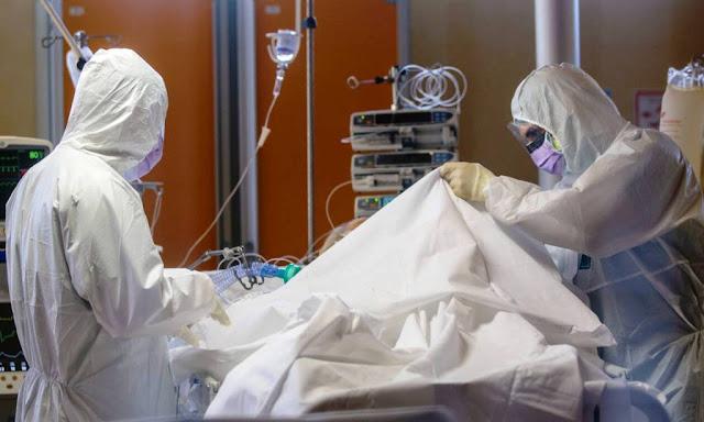 Κορωνοϊός στην Περ. Πελοποννήσου: Ένας θάνατος, 8 νοσηλεύονται, 12 υπό παρακολούθηση, 2 πήραν εξιτήριο