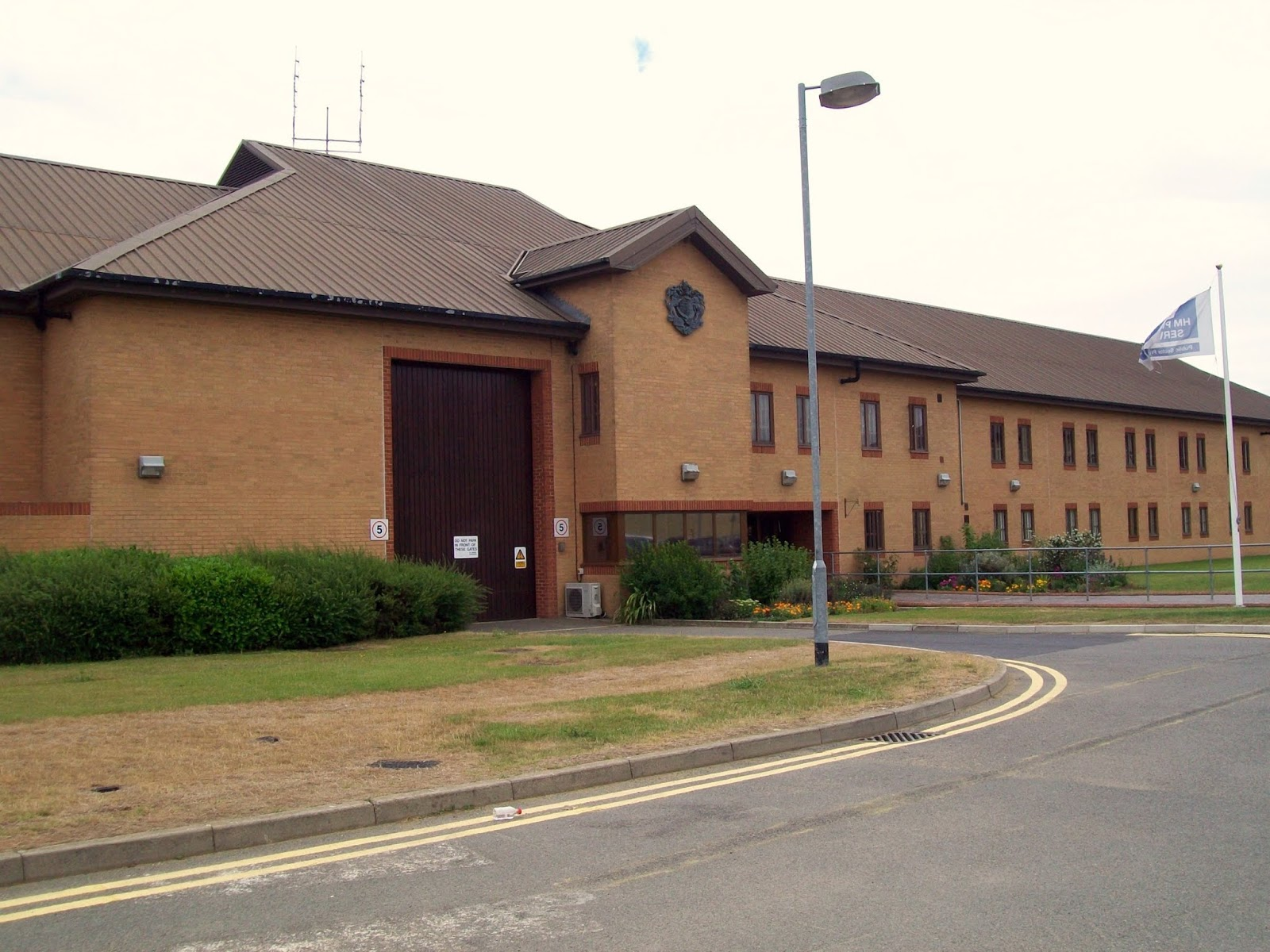 prisoner at HMP Littlehey
