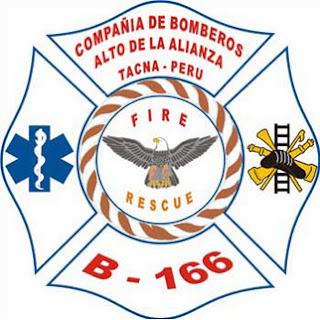 Estación de Bomberos Voluntarios Alto de la Alianza Nº 166