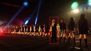 Sudah Berhijrah, Uty eks JKT48 Tetap Kenakan Hijab saat Tampil di Konser Team KIII