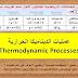 عمليات الديناميكا الحرارية Thermodynamic Processes