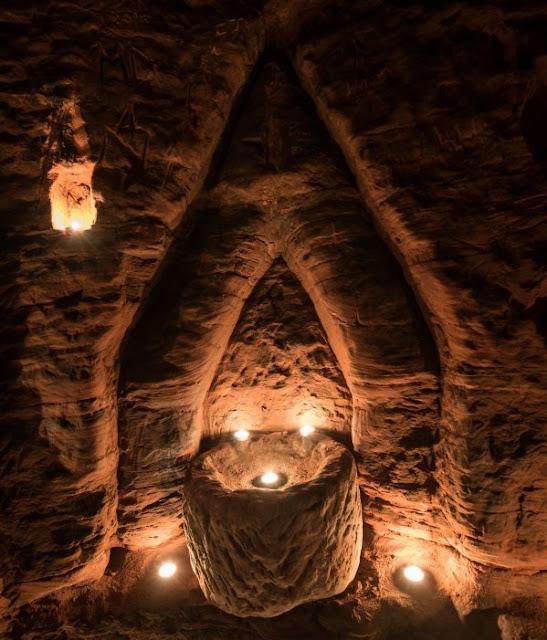 0011275177 - Caverna secreta dos templários é encontrada no Reino Unido
