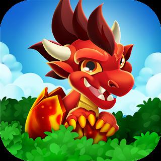 Dragon City Mod Apk  (Unlimited Money/Makanan/Permata)