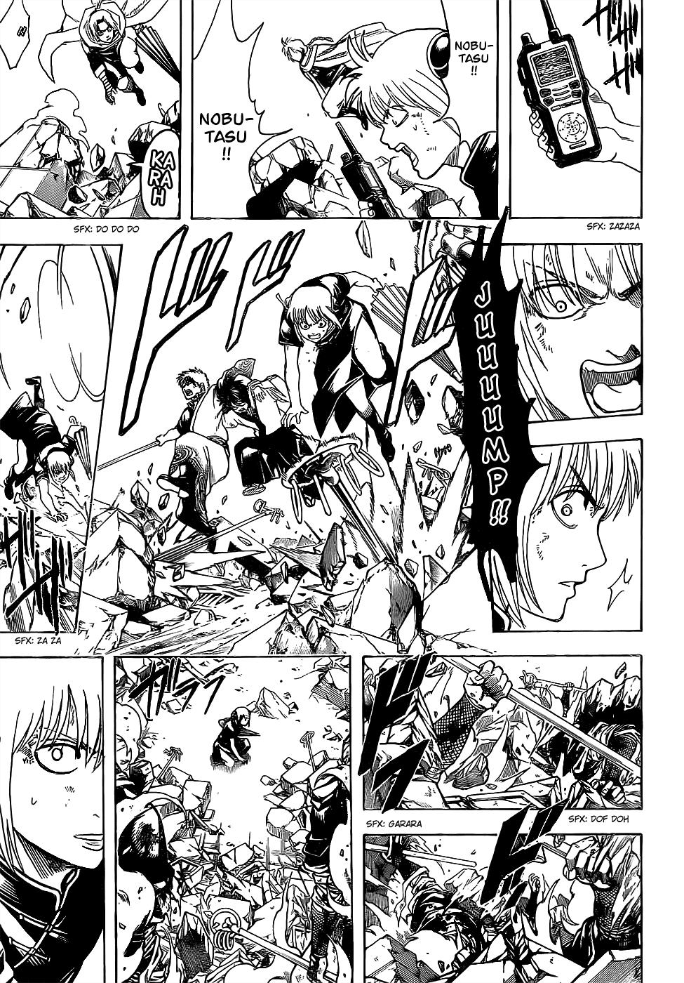 Gintama 651 En