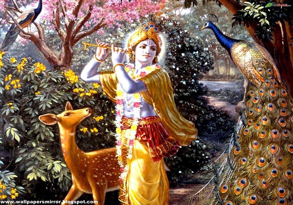 Top10 Lord Krishna Hd Wallpapers