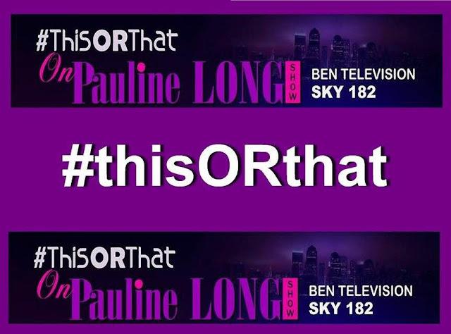 ThisOrThat TalkShow UK
