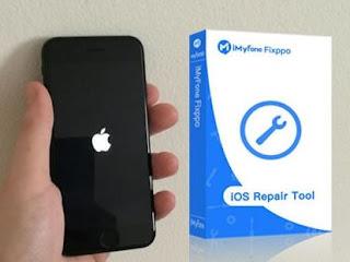 برنامج, لإصلاح, أخطاء, ومشكلات, أجهزة, ايفون, وايباد, و نظام, iOS, iMyFone ,Fixppo