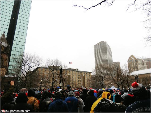 New England Patriots: Desfile Celebración de la Super Bowl