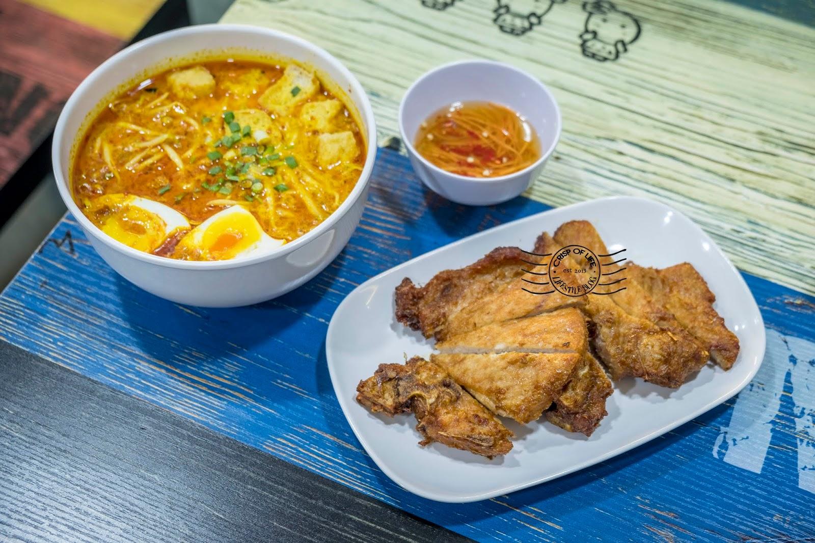 Shi Malatang Restaurant 食麻辣烫 at Arena Curve, Bayan Lepas Penang