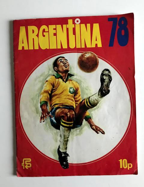 Album KFS Argentina 78