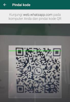 Cara Membuka WA (WhatsApp) di Browser Laptop 16