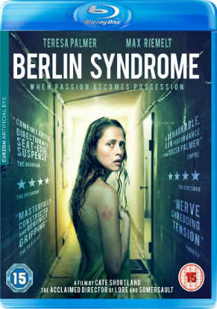 Berlin Syndrome 2017 BluRay 350Mb English 480p Watch Online Full Movie Download bolly4u