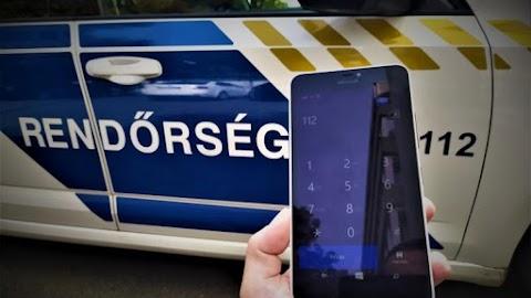 Döbbenet: egy nagybajomi férfi azzal hívta fel a rendőröket, hogy megölte a feleségét